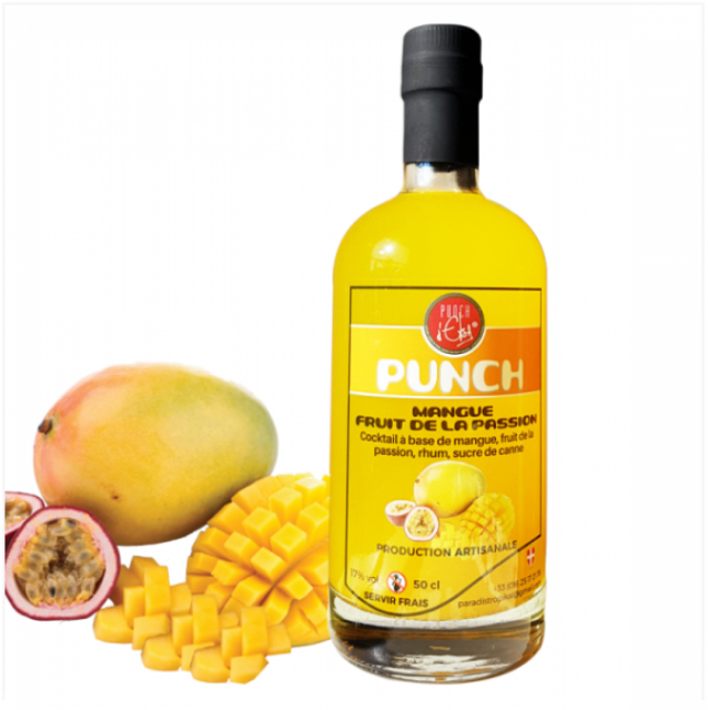 Punch Mangue Passion